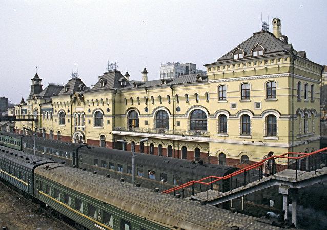 符拉迪沃斯托克火車站