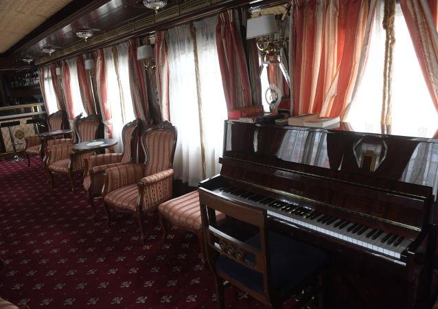 特殊旅遊列車的貴車