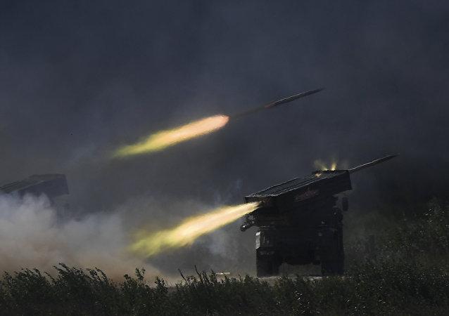 龍捲風-G火箭炮