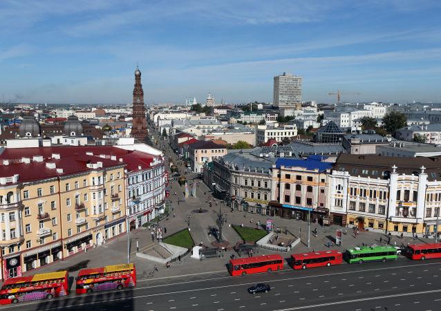 喀山市,韃靼斯坦