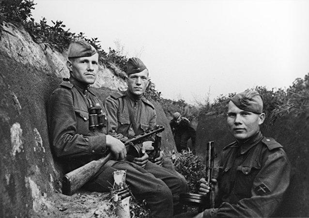 1943年庫爾斯克戰役罕見絕密文件曝光