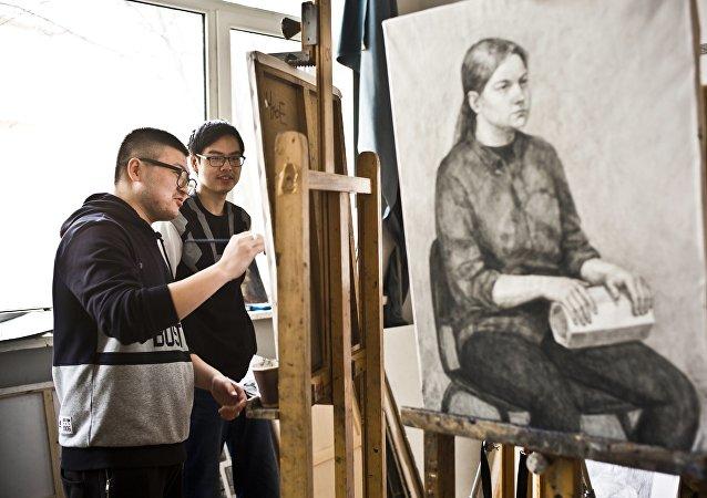 中國學生將在符拉迪沃斯托克選修藝術管理課