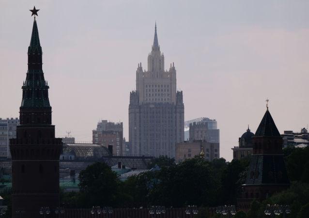 俄外交部收到加拿大使館發出的安排探望被捕加公民要求