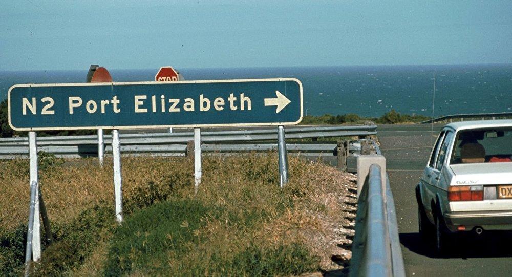 南非伊麗莎白港