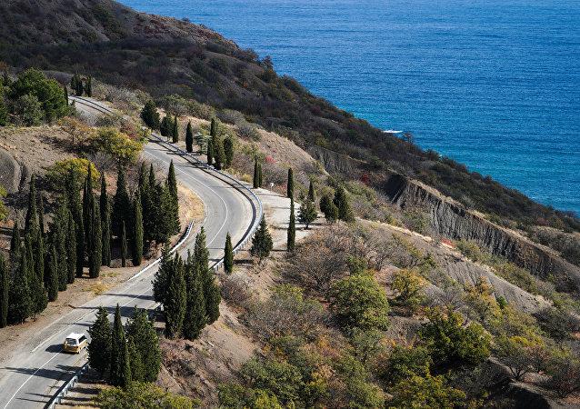 克里米亞自2019年年初以來已接待超過10萬名外國遊客
