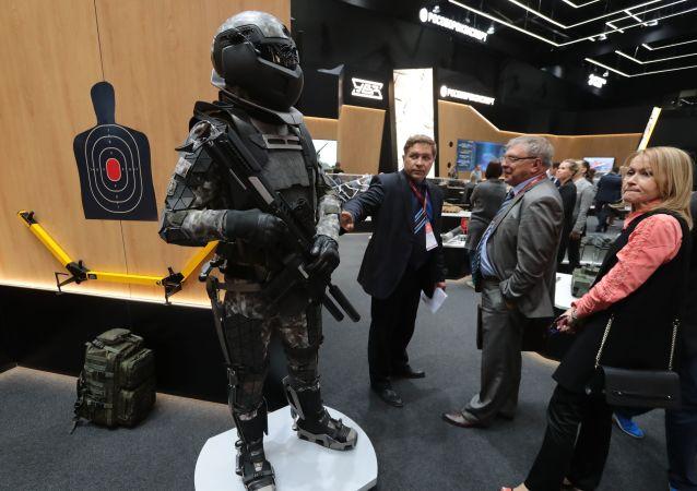 「未來戰士」單兵裝備