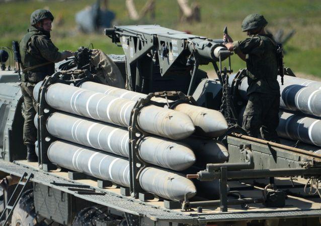 俄軍事技術合作局:俄順利完成2018年武器出口計劃