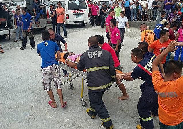 菲律賓救護車