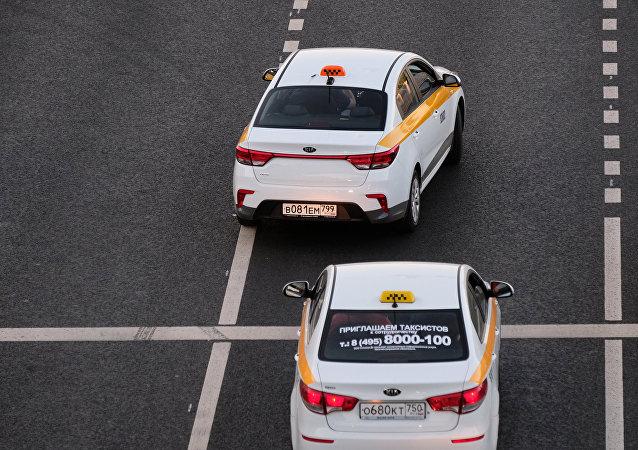 莫斯科出租車