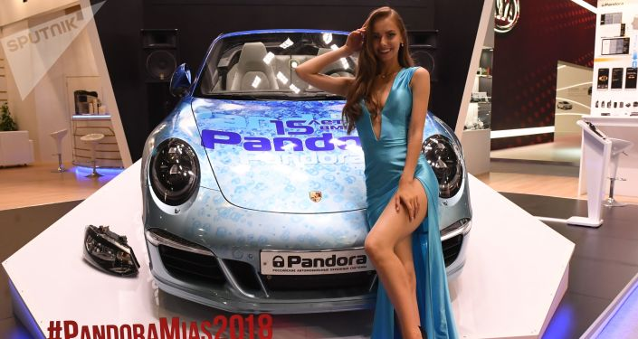 2018年莫斯科國際車展