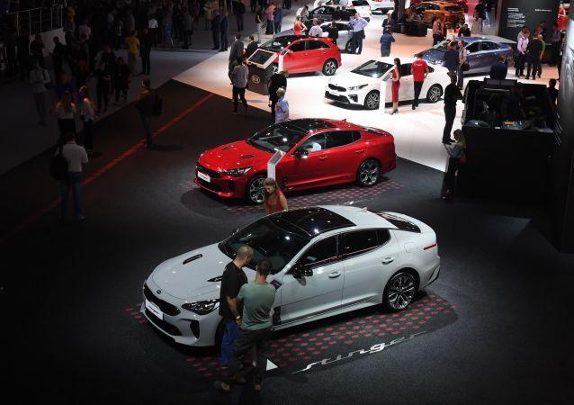 莫斯科第23屆汽配展將有600多家中國公司參加