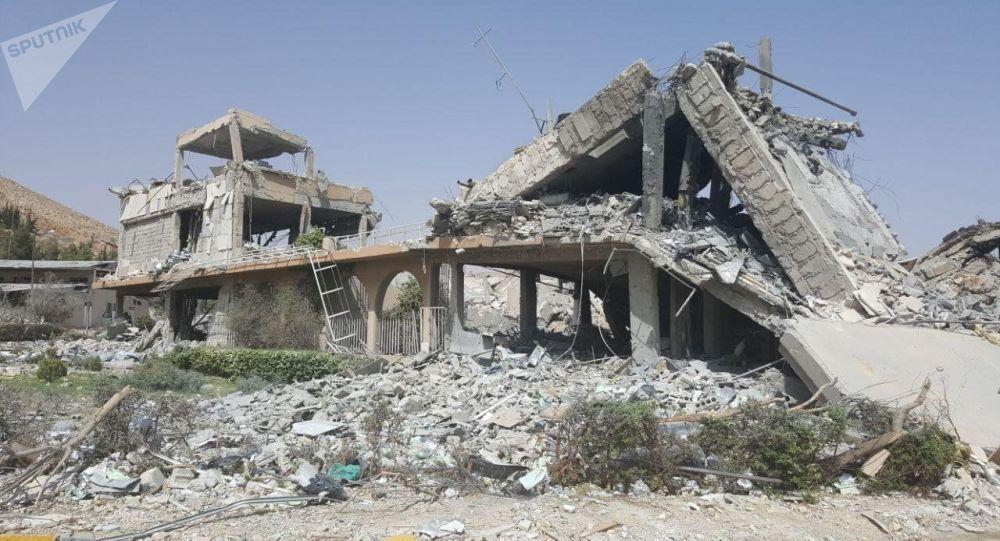 美國突襲敘利亞