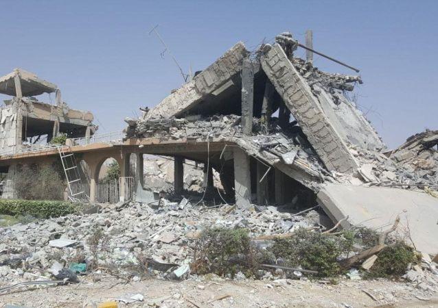 聲明:美國主導聯軍否認造成敘哈津地區平民死亡