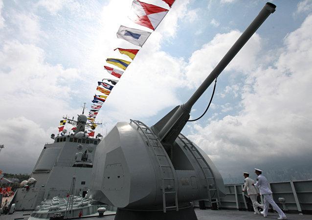 俄專家:中國必須解決許多問題才能把磁軌炮投入實戰應用