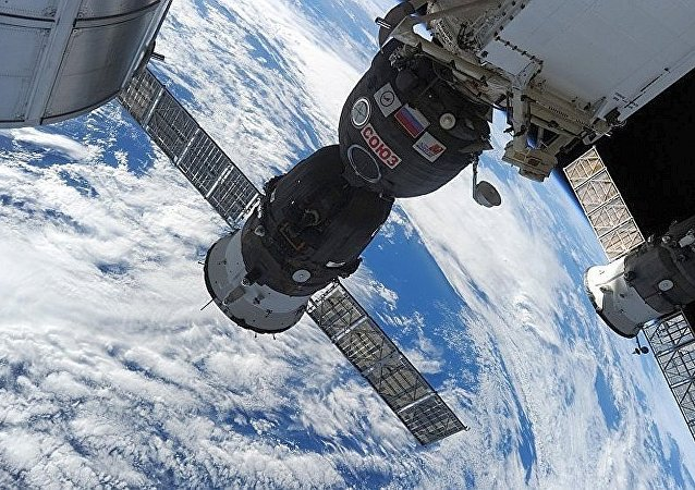聯盟MS-09航天器