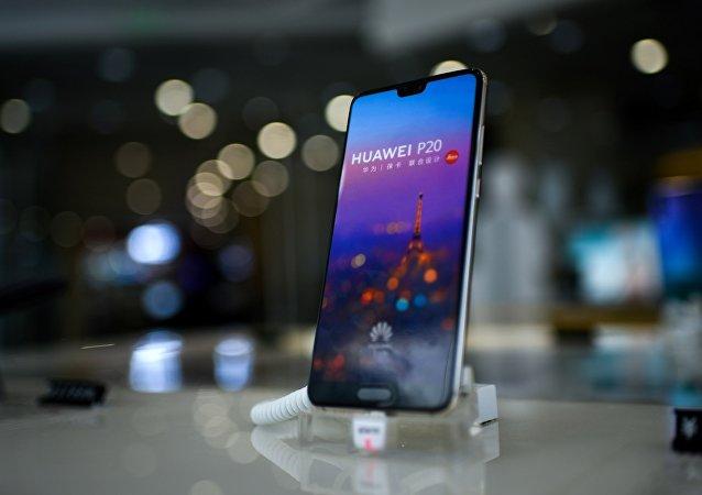 馬杜羅稱華為公司贈送其一部手機