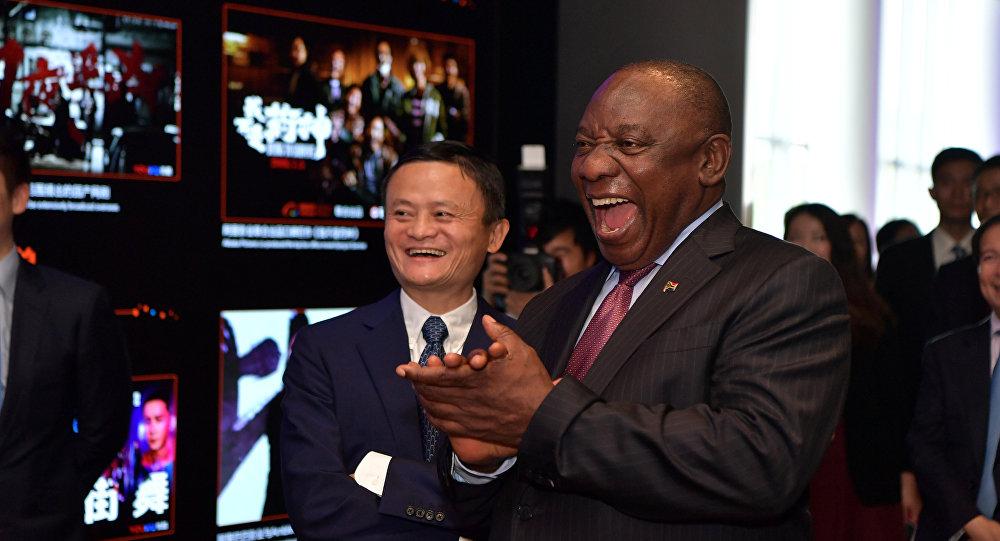 中國商界為何在非洲將戰勝美國商界?
