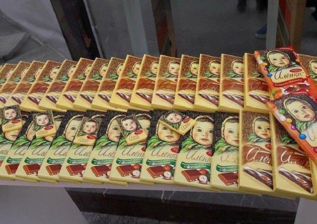 俄羅斯糖果對華出口增長近50%