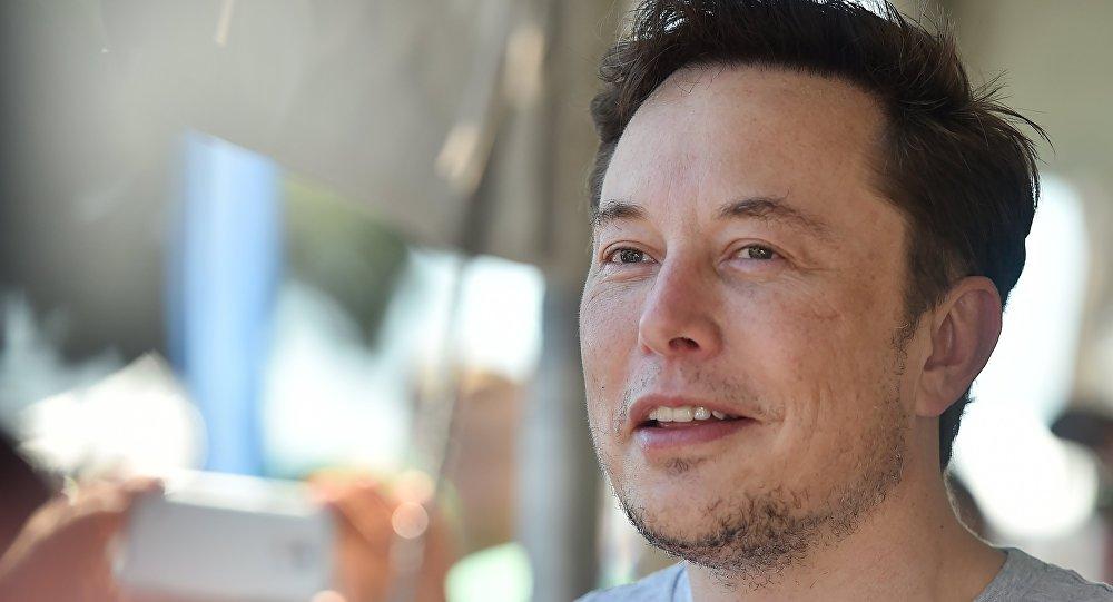 特斯拉汽車和SpaceX公司伊隆•馬斯克
