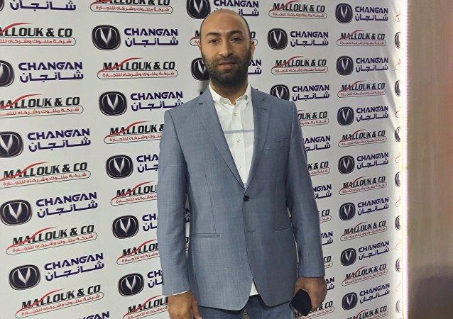 敘利亞馬洛克公司(Mallouk&Co)總經理阿卜杜勒∙馬洛克