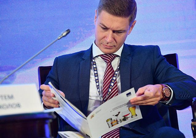 俄羅斯電子商務協會主席阿爾喬姆∙索科洛夫