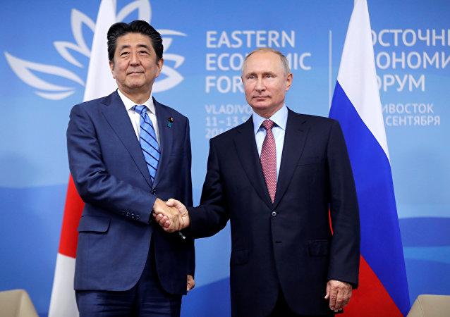 專家:日本國會不會同意沒有先決條件的和平協議
