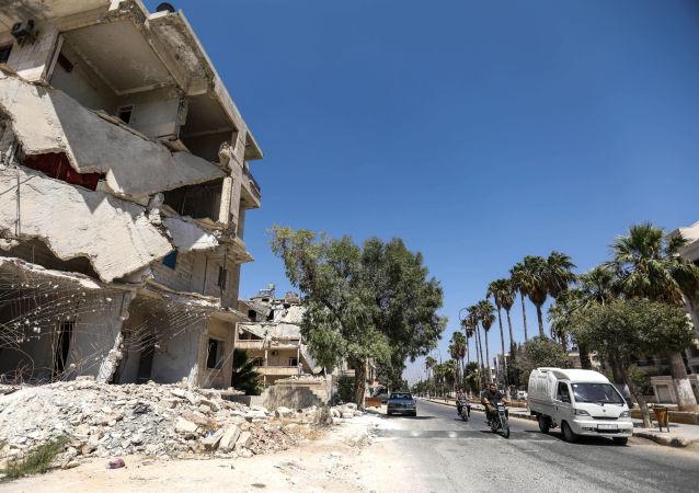 敘利亞伊德利卜