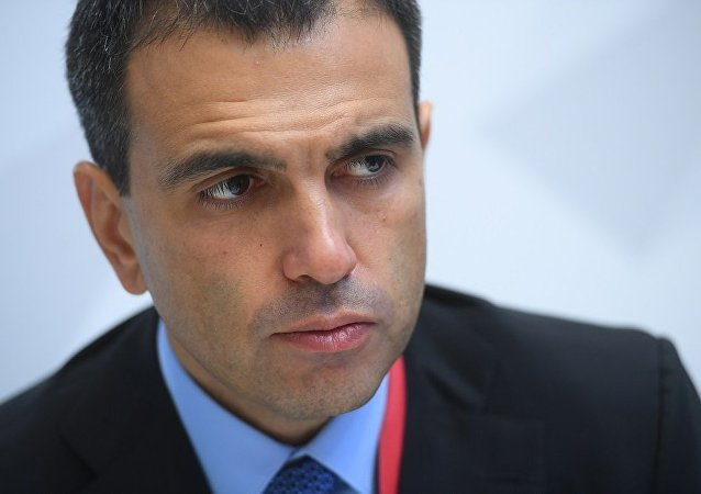 俄羅斯西布爾公司總經理米哈伊爾·卡里薩洛夫