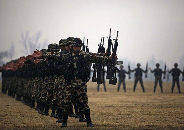 中國與尼泊爾軍演不應引起印度不安
