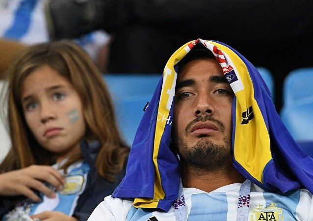 阿根廷球迷