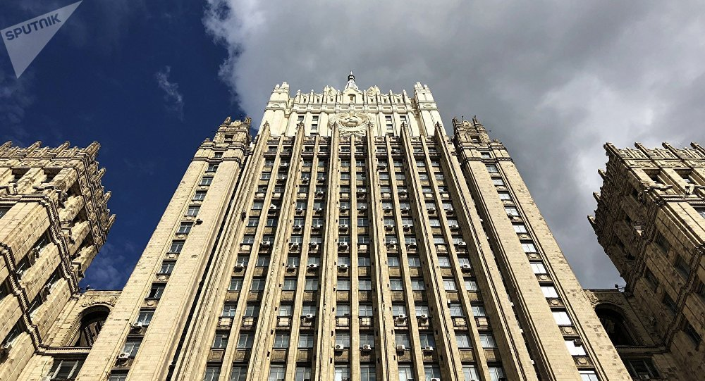 俄外交部:美國侵犯委內瑞拉主權 企圖在該國另立政府
