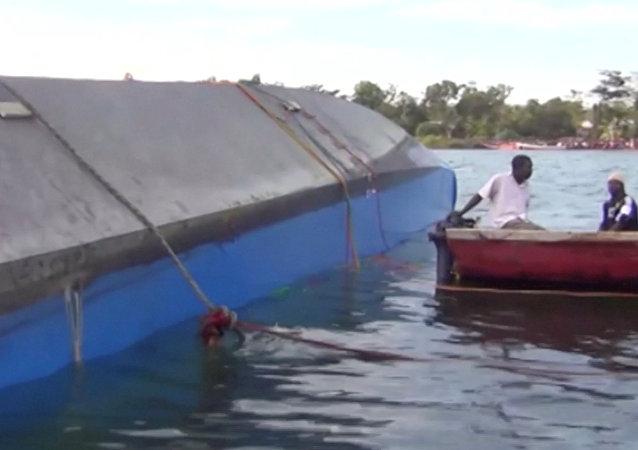 坦桑尼亞渡輪傾覆事件的死亡人數上升至86人