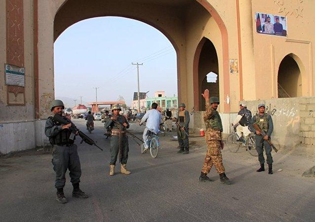 阿富汗軍方消滅46名武裝分子並摧毀38噸爆炸物