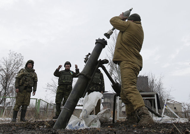 烏克蘭最新的迫擊炮沒法用