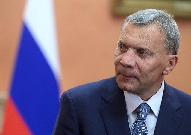 俄副總理:俄羅斯未在委內瑞拉境內駐軍