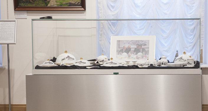 複製品被交付俄羅斯現代歷史博物館收藏