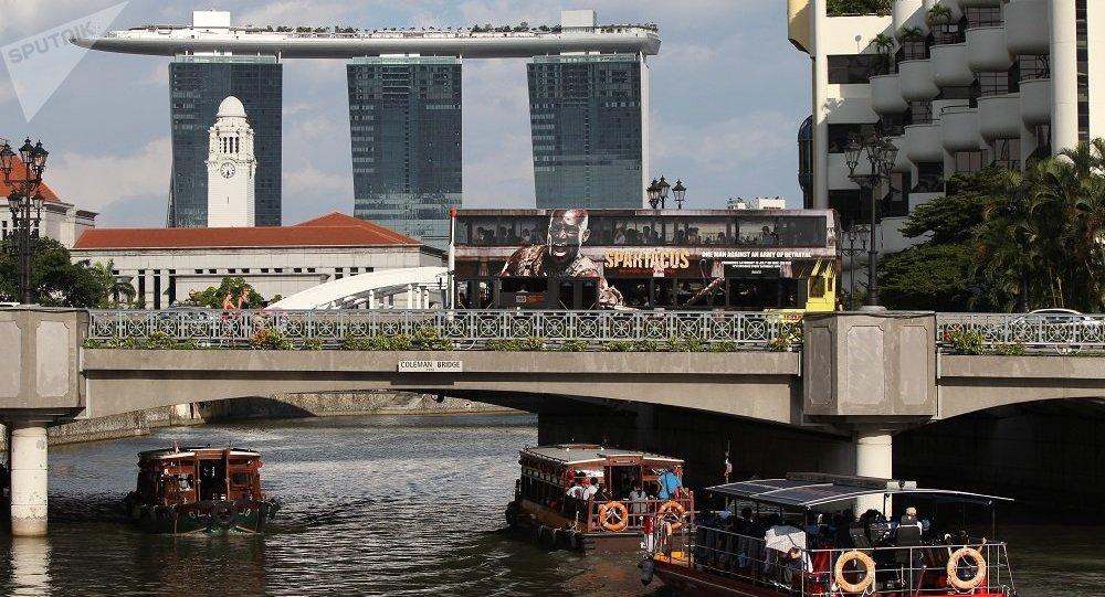 兩人因非法向朝鮮供應貴重物品在新加坡被捕