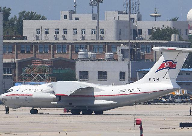 伊爾-76客機