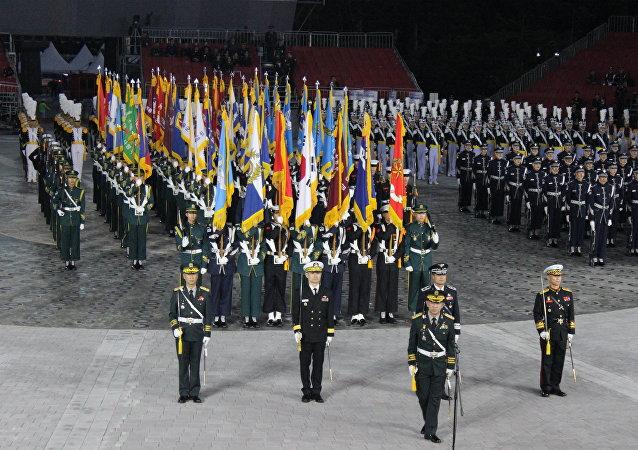 韓國武裝力量