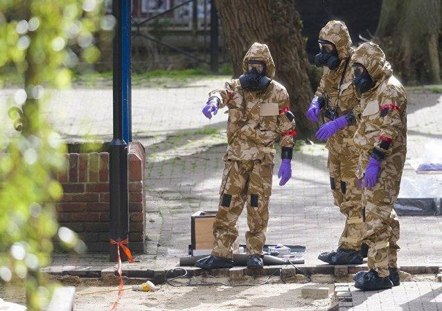 俄官員:毫無疑問英國對'諾維喬克'進行過相關工作
