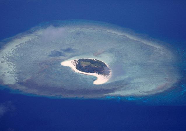 美國等域外勢力在南海問題上挑撥離間的做法只會擾亂南海局勢