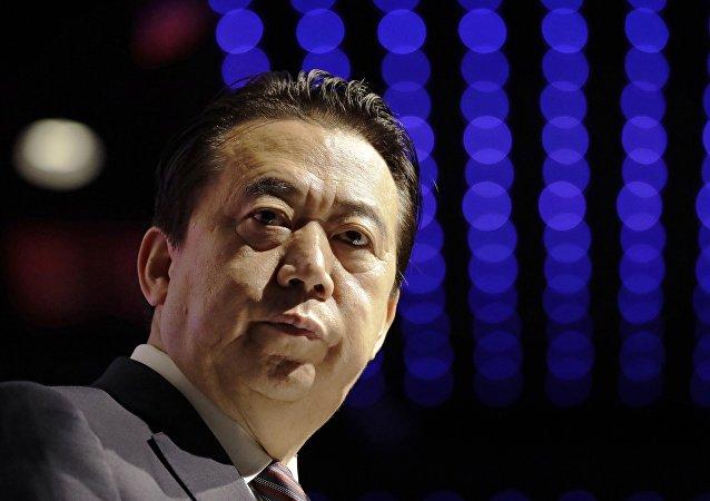 中國政府消息稱,國際刑警組織主席、中國公安部副部長孟宏偉涉嫌違法,目前正接受調查