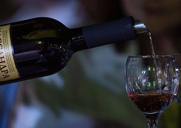 俄羅斯葡萄酒