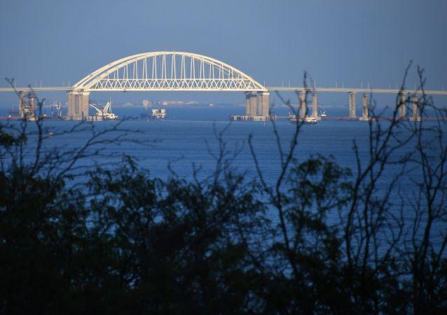 克里米亞大橋