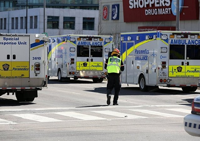加拿大救護車