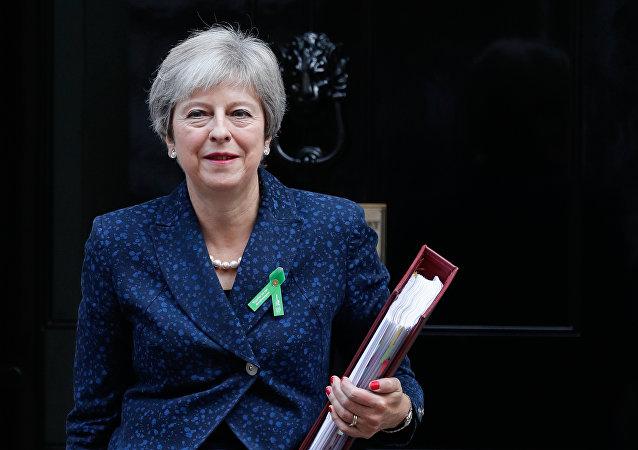 英國首相特蕾莎•梅