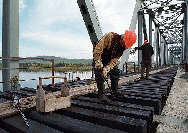 連接猶太自治州與中國的大橋將於2019年下半年竣工