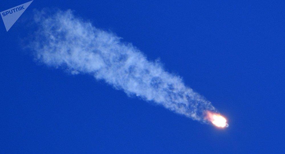 消息人士稱聯盟-FG火箭失控後緊急逃生系統自動啓動