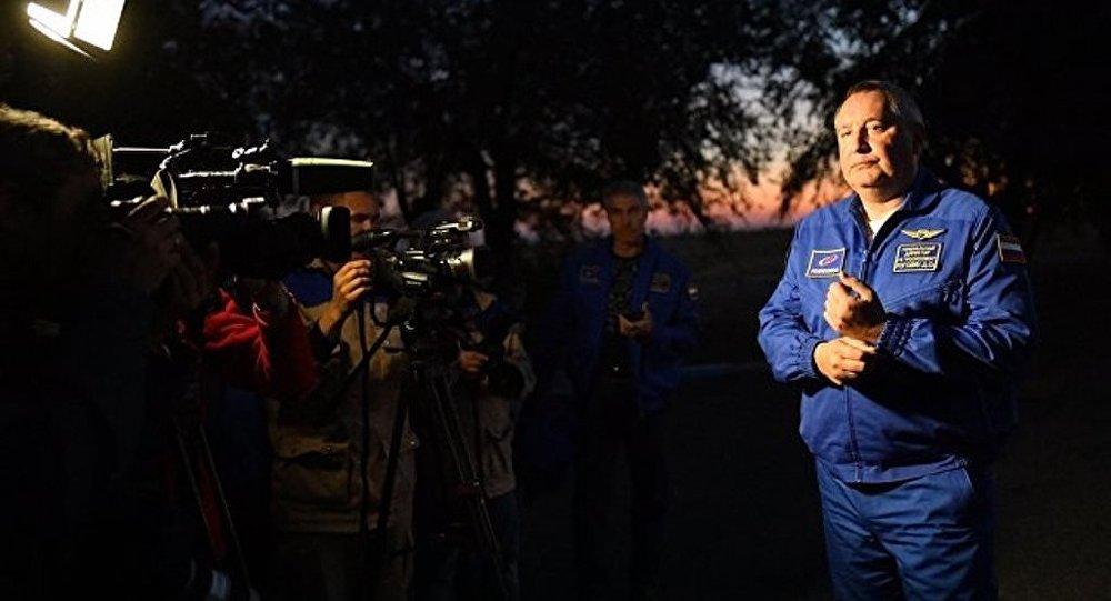 俄國家航天集團總裁羅戈津表示,宇航員奧夫奇寧和黑格前往國際空間站的飛行被安排在明年春天