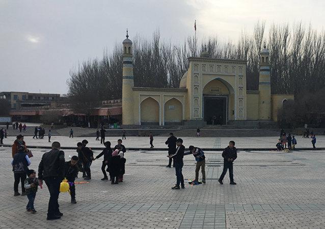 新疆將用新方式打擊恐怖主義